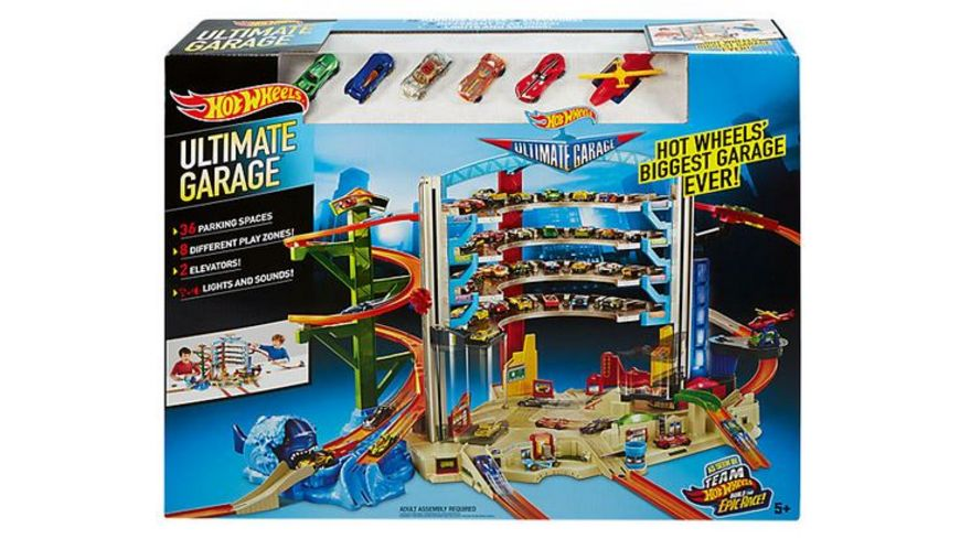 Mattel Hot Wheels Megacity Ultimate Parkgarage