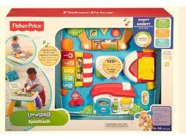 Fisher Price Lernspass Spieltisch