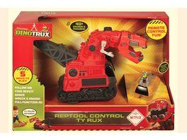 Mattel Dinotrux Repto Control T Rux