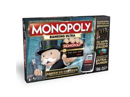 Hasbro Monopoly Banking Ultra