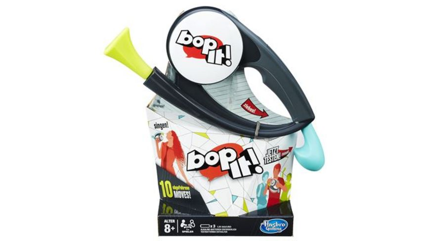 Hasbro Gaming Bop It Moves