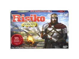 Hasbro Gaming Risiko Europa