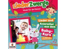 Liederzwerge Lieder Kniereiter aus dem Baby Ku