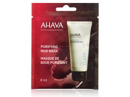 AHAVA Purifying Mud Mask Single Use