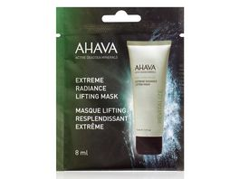 AHAVA Extreme Radiance Lifting Mask Single Use