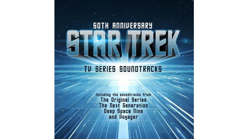 50 Anniversary TV Series Soundtracks