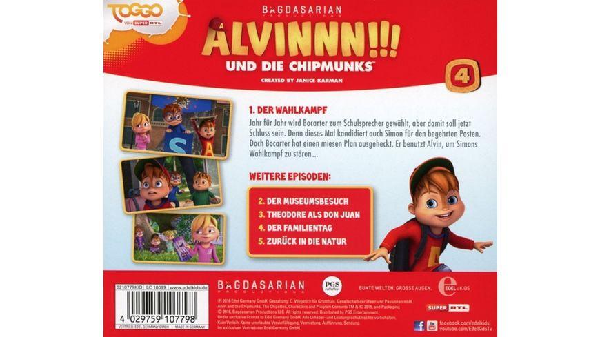 4 Original Hoerspiel z TV Serie Der Familientag