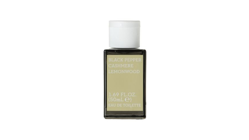 KORRES Black Pepper Cashemere Lemon Wood Eau de Toilette fuer Ihn