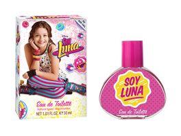 Air Val Disney Soy Luna Eau de Toilette