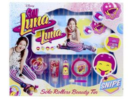 Markwins Disney Soy Luna Grosse Solo Rollers Beauty Dose mit Make up