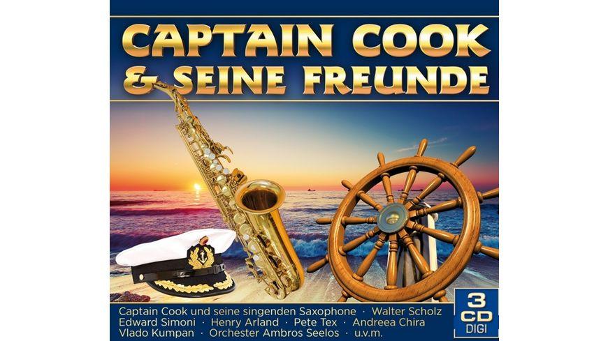 Captain Cook seine Freunde