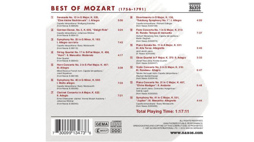 Best of Mozart