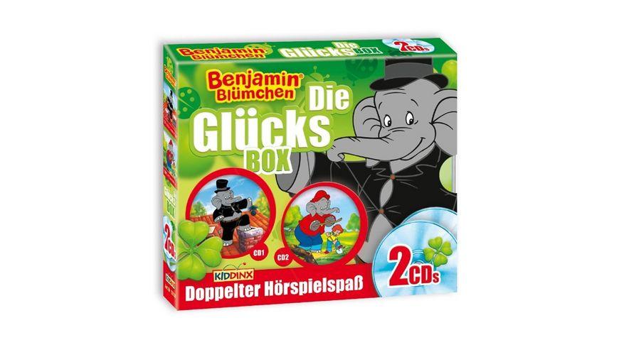 Benjamin Bluemchen Gluecks Box