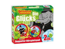 Benjamin Bluemchen Gluecks Box
