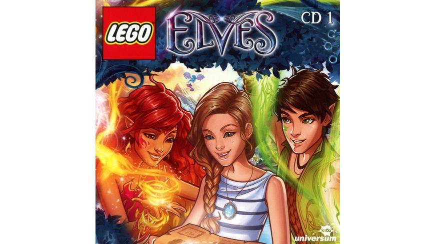 LEGO Elves Die Elfen aus Elvendale CD 1