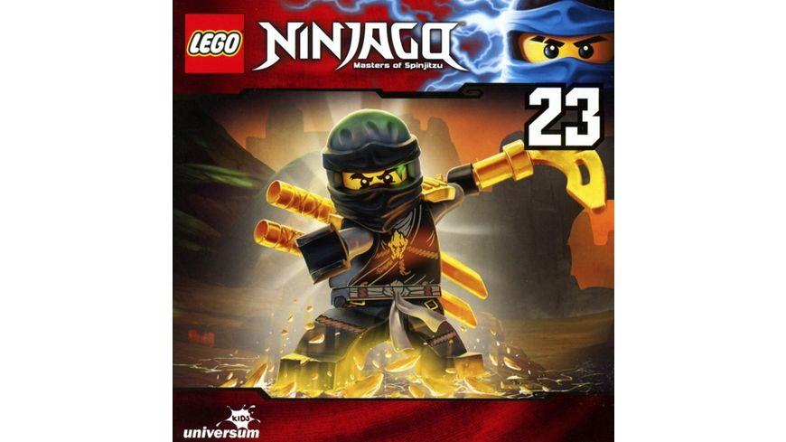 LEGO Ninjago CD23