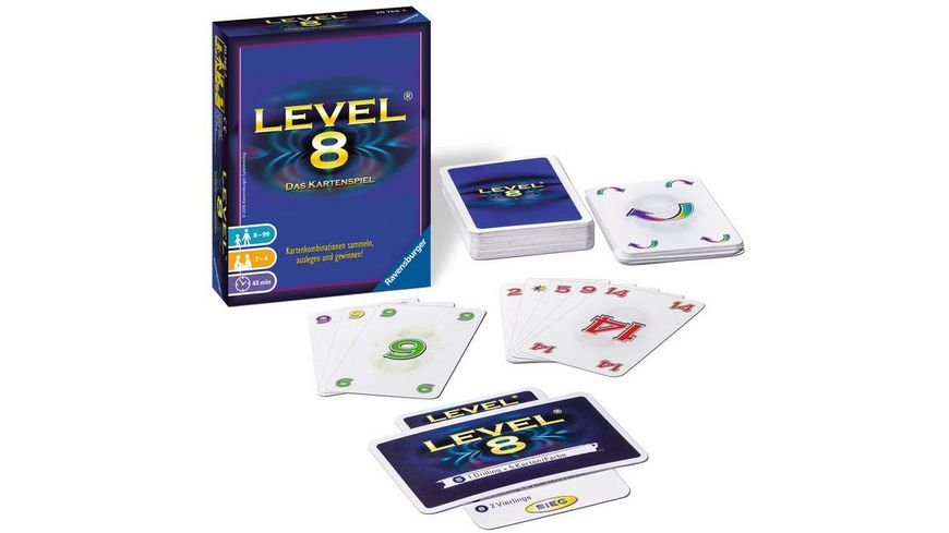 Ravensburger Spiel Level 8