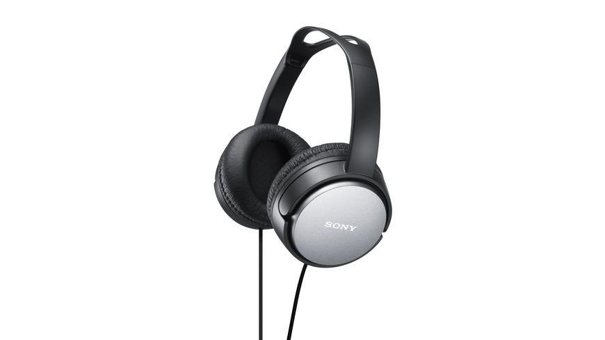 Sony Buegelkopfhoerer MDR XD 150 schwarz