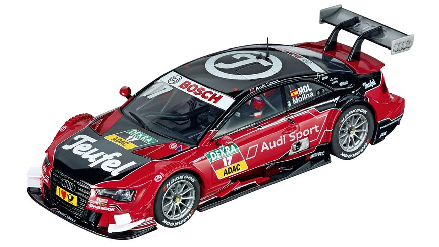 Carrera Evolution Audi A5 DTM M Molina No 17