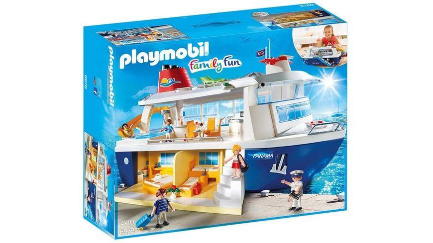 PLAYMOBIL 6978 Family Fun Kreuzfahrtschiff