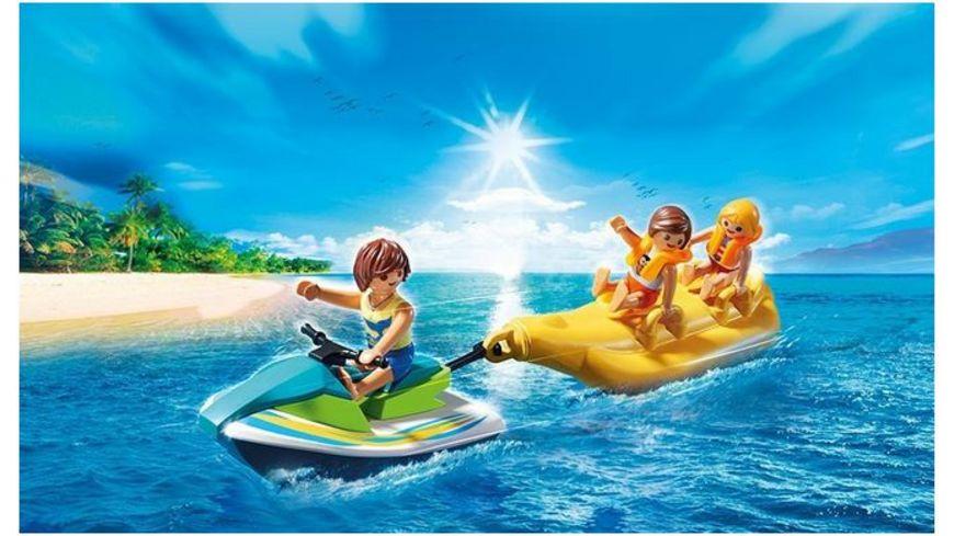 PLAYMOBIL 6980 Family Fun Jetski mit Bananenboot