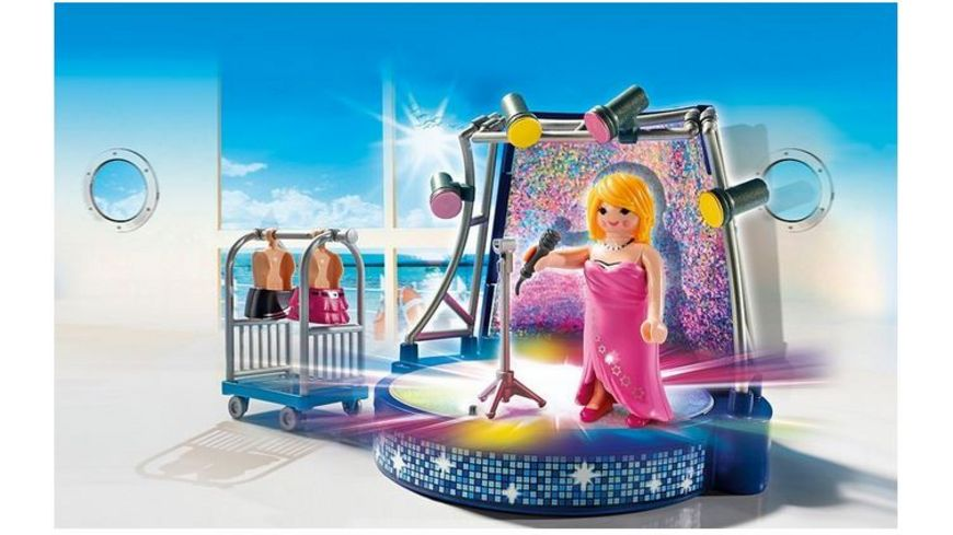 PLAYMOBIL 6983 Family Fun Disco mit Liveshow