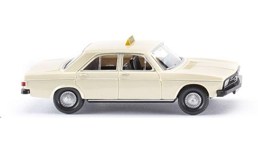Wiking 080013 Taxi Audi 100