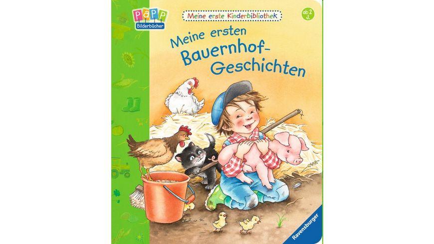Ravensburger BilderMeine ersten Bauernhof Geschichten
