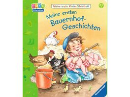 Ravensburger Bilderbuch Meine ersten Bauernhof Geschichten