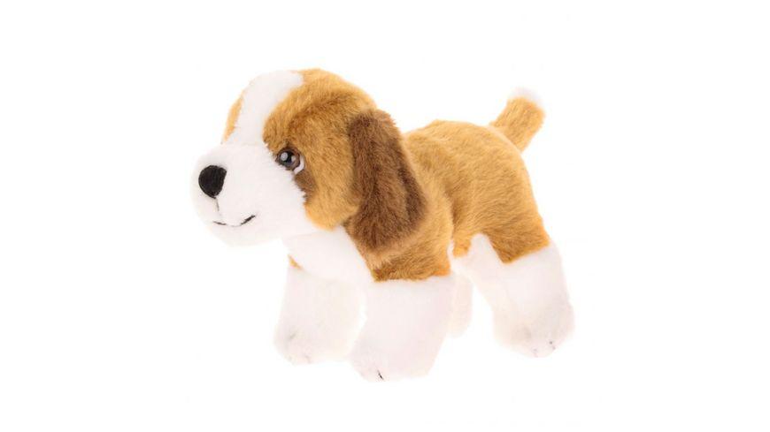 Bauer Tiere mit Herz Hund 15cm