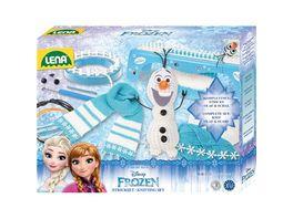 Lena 42005 Disney Strickset Frozen 2 in 1
