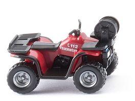 Wiking 002303 Feuerwehr ATV