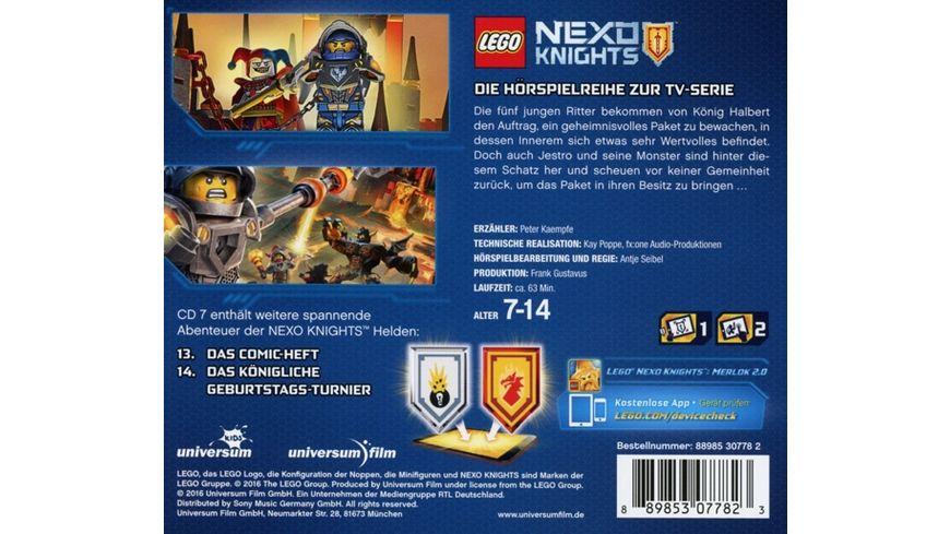 Lego Nexo Knights Hoerspiel Folge 7