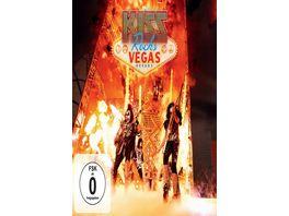 Kiss Rocks Vegas Ltd DVD CD