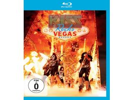 Kiss Rocks Vegas Blu Ray