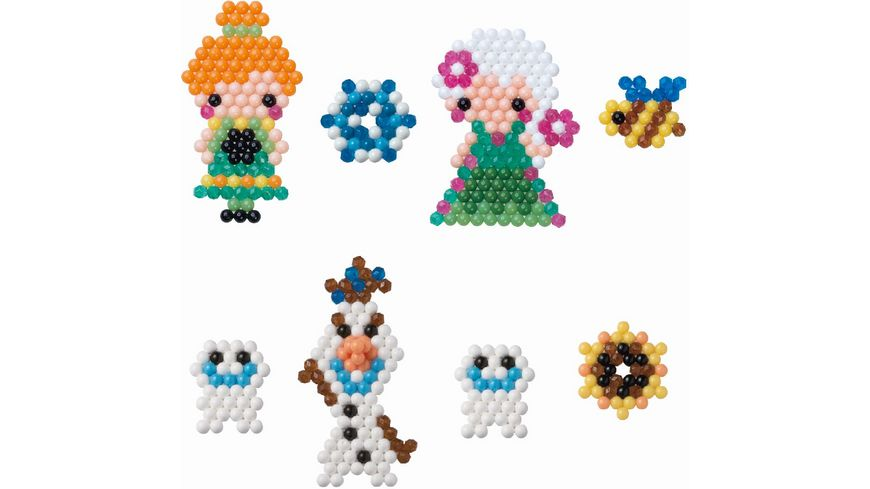 Aquabeads Frozen Die Eiskoenigin Aquabeads Party Fieber Set