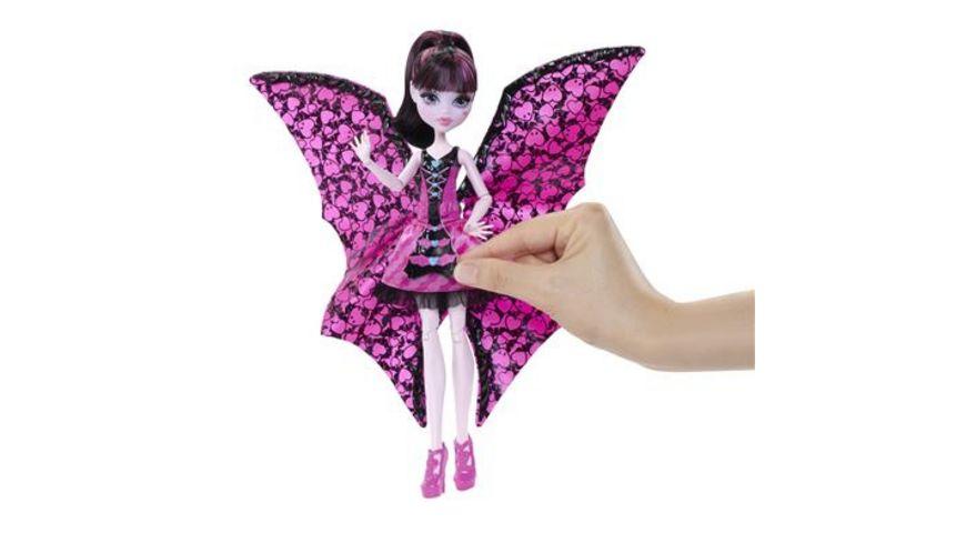 Mattel Monster High Fledermaus Draculaura