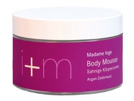 i m Madame Inge Body Mousse Argan Zedernuss