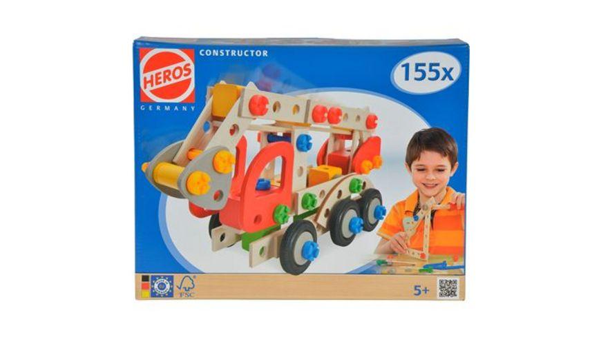 Simba HEROS Constructor Feuerwehrauto