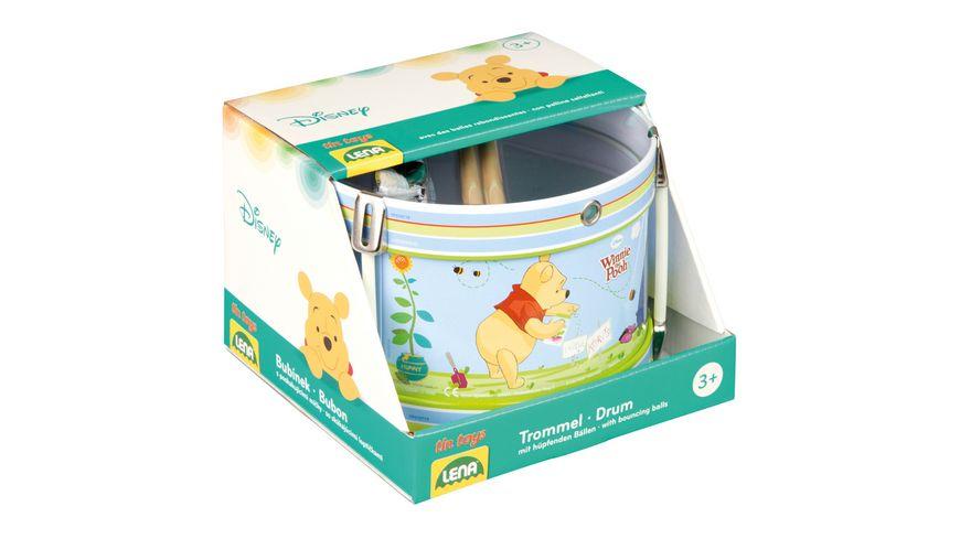 Bolz 52634 Blechspielzeug Winnie the Pooh Lustige Trommel
