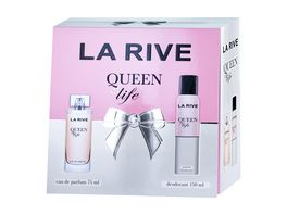 LA RIVE Queen of Life Duftset