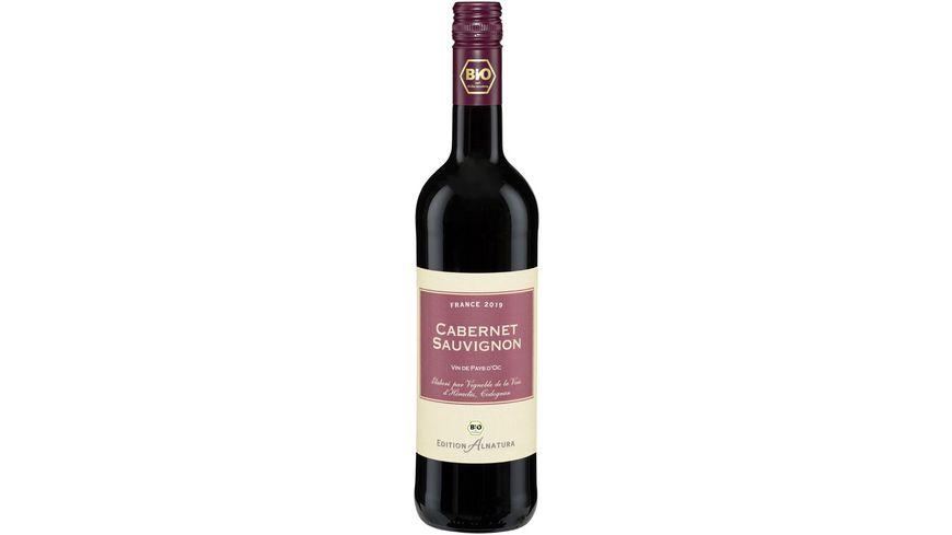 Alnatura Rotwein Cabernet Sauvignon