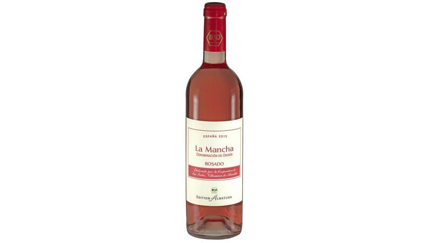 Alnatura Edition La Mancha Rosado, 0,75l