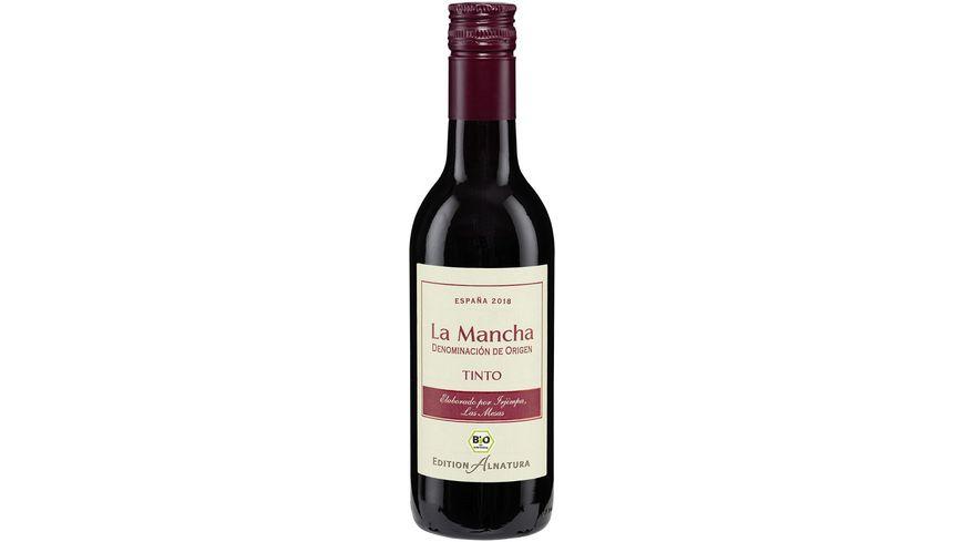Alnatura Edition La Mancha Tinto, 0,25l