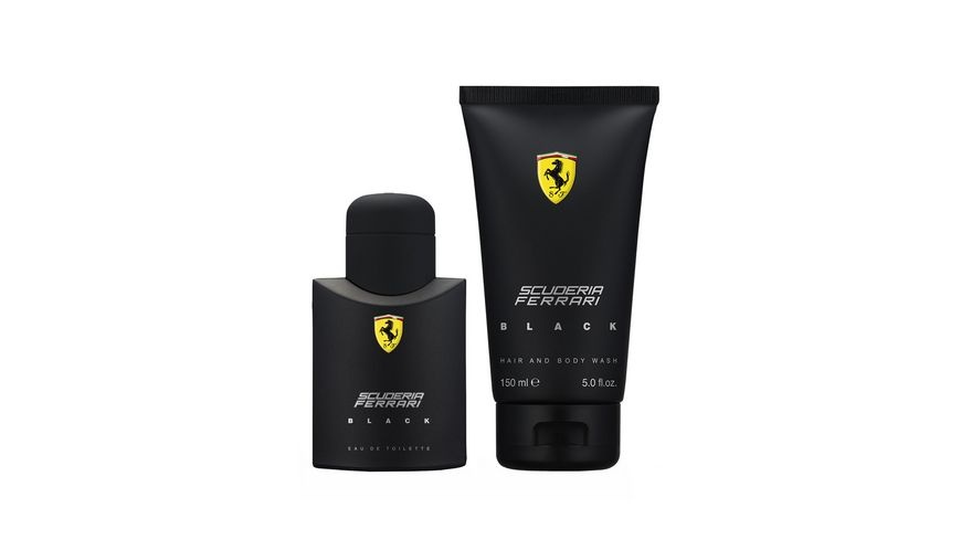 Ferrari Man Black Duftset