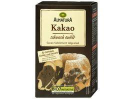 Alnatura Kakao schwach entoelt