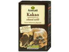 Alnatura Kakaopulver schwach entoelt
