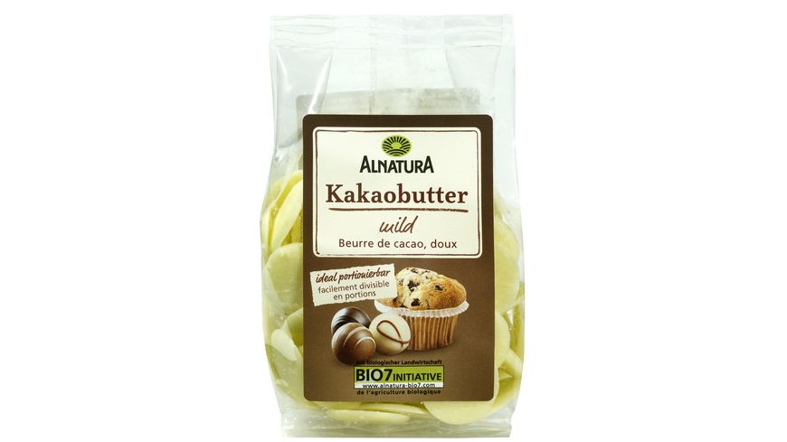 Alnatura Kakaobutter 100g