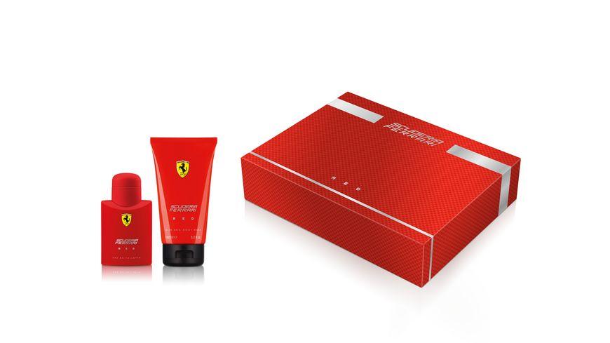 Ferrari Red Duftset