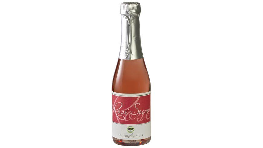 Alnatura Edition Rosé Secco, 0,2l